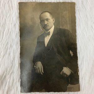 Other - Antique Victorian/Edwardian Photograph German Man